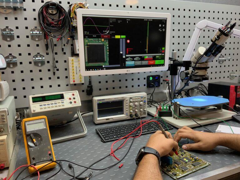foto reparacion unidad de motor